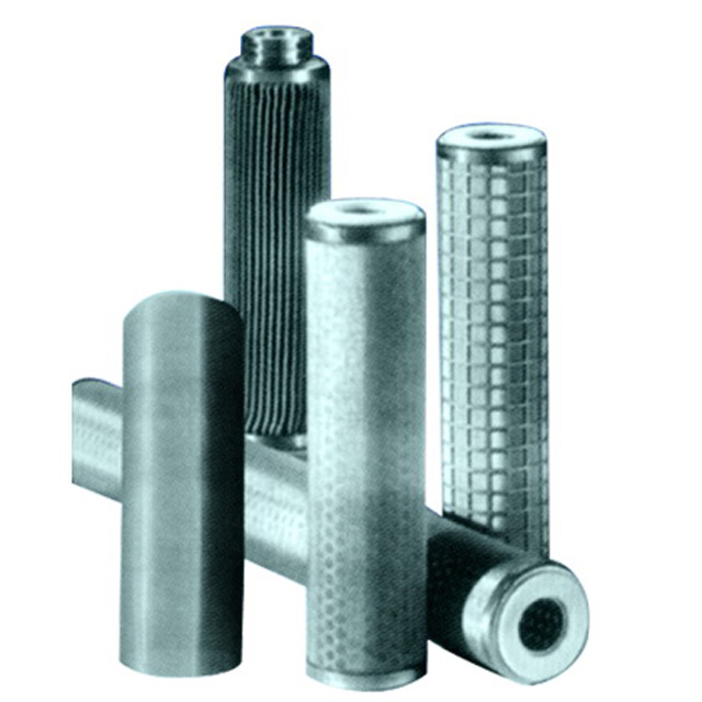 Multilayer stainless steel mesh sintered filter